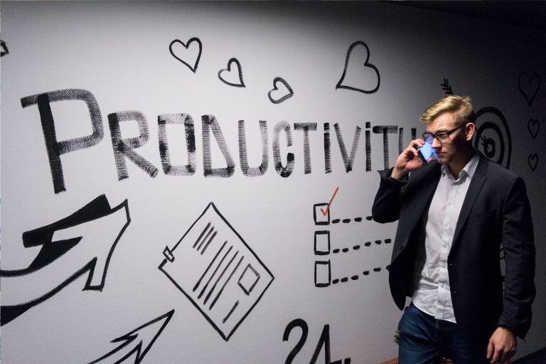 Productividad en pared Dani Guitarra
