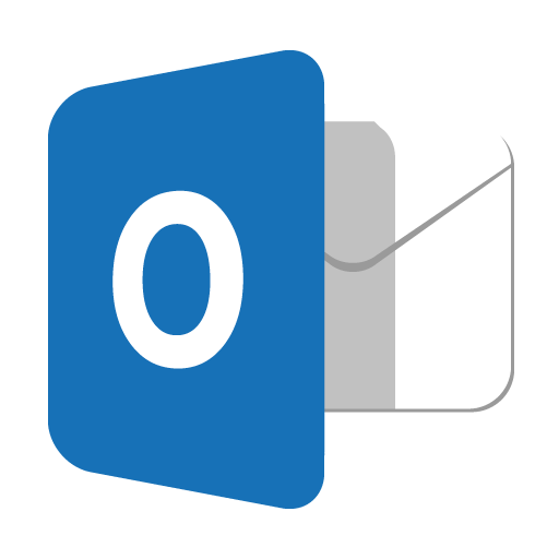 icono de correo de microsofts