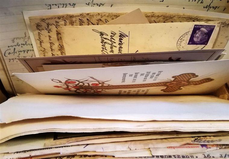 Recuerdos documentos encontrados Dani Guitarra