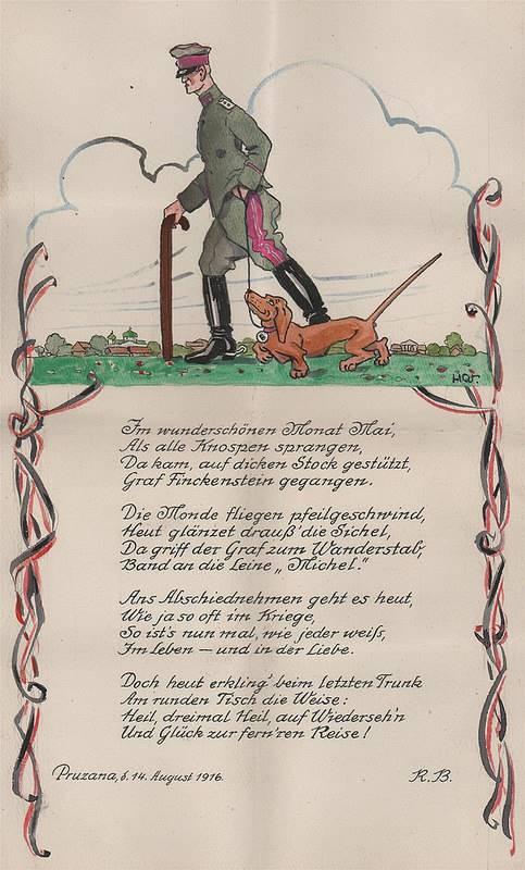 Poesia de militar paseando a un perro Dani Guitarra