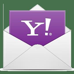 Icono del correo de yahoo